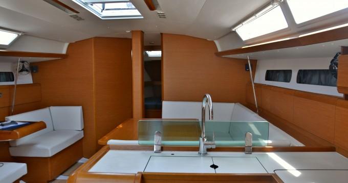 Alquiler Velero en Nettuno - Jeanneau Sun Odyssey 449