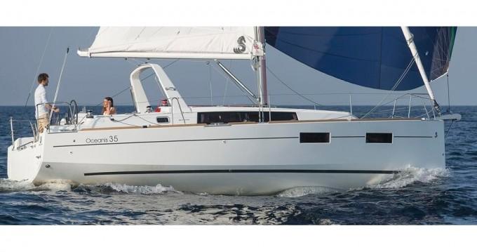 Alquiler de barcos Orhaniye barato de Oceanis 35