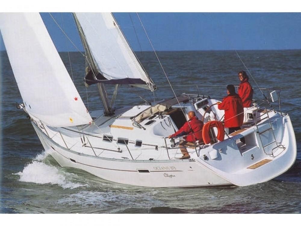 Alquiler de barcos  barato de Oceanis 373