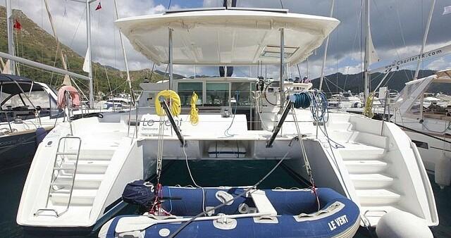 Alquiler de barcos Lagoon Lagoon 420 enOrhaniye en Samboat