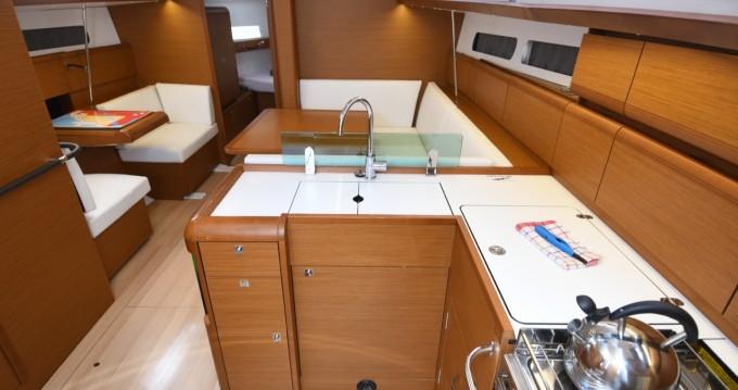 Alquiler Velero en Ragusa - Jeanneau Sun Odyssey 419