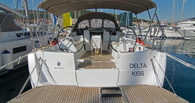 Alquiler de barcos Split barato de Sun Odyssey 389