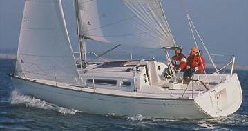 Alquiler Velero en Biograd na Moru - Jeanneau Sun Fast 26