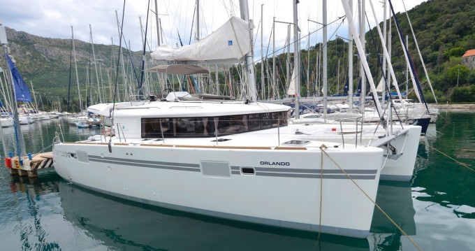 Alquiler de yate Ragusa - Lagoon Lagoon 450 F en SamBoat