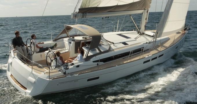 Alquiler de yate Split - Jeanneau Sun Odyssey 509 en SamBoat