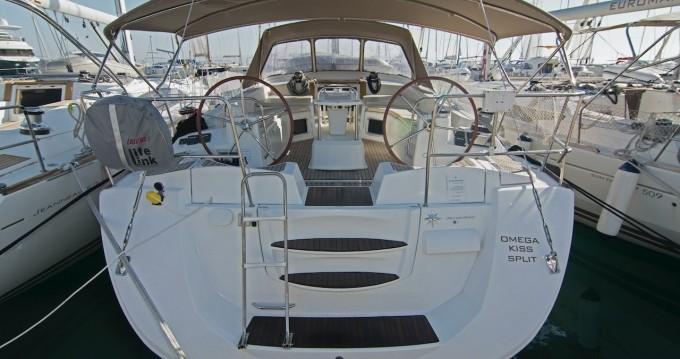 Alquiler de yate Split - Jeanneau Jeanneau 53 en SamBoat