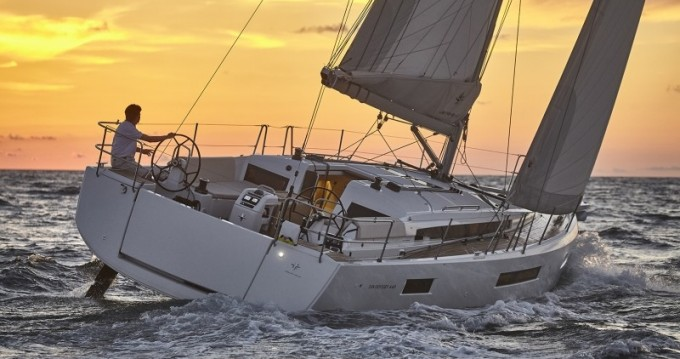 Alquiler de barcos Split barato de Sun Odyssey 440