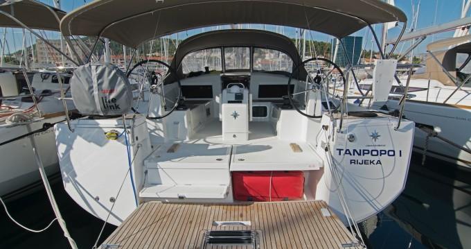 Alquiler de barcos Jeanneau Sun Odyssey 440 enSplit en Samboat