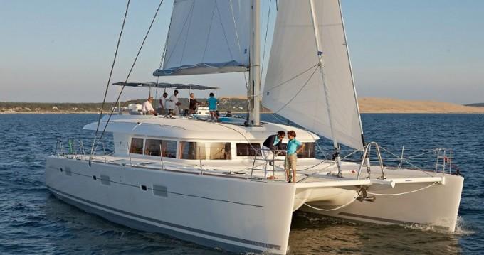 Alquiler de Lagoon Lagoon 620 en Split