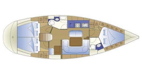 Alquiler de barcos Trogir barato de Bavaria 41