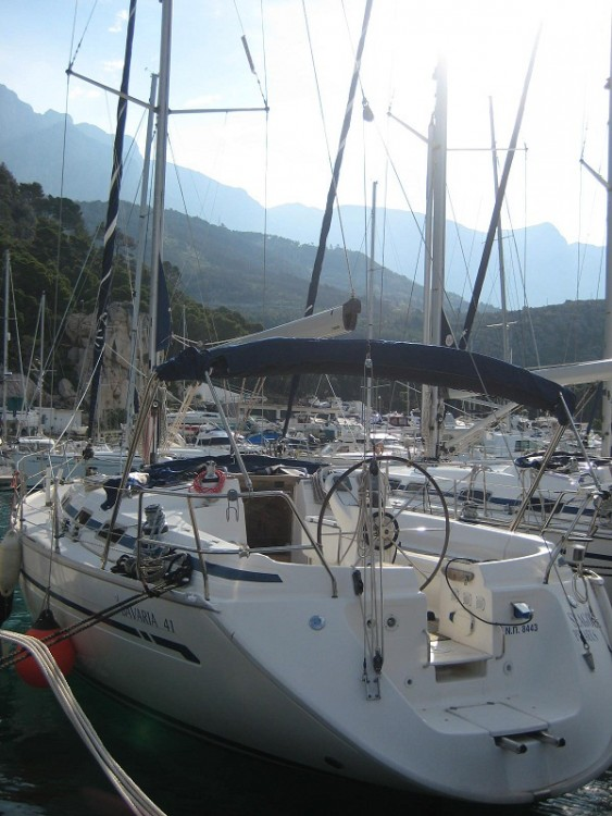 Alquiler de barcos Bavaria Bavaria 41 enBaška Voda en Samboat
