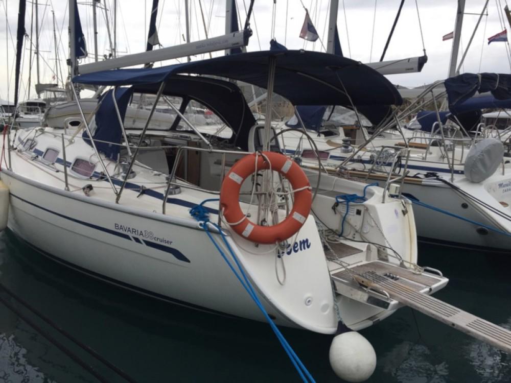 Alquiler de yate Grad Biograd na Moru - Bavaria Bavaria 38 Cruiser en SamBoat