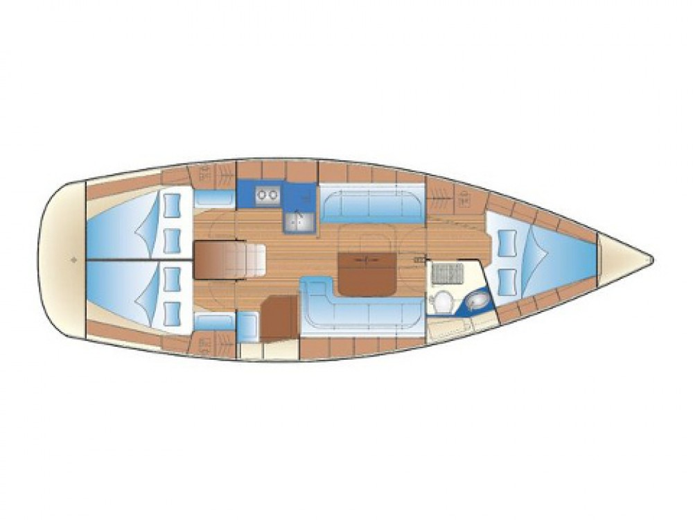 Alquiler Velero en Grad Biograd na Moru - Bavaria Bavaria 38 Cruiser