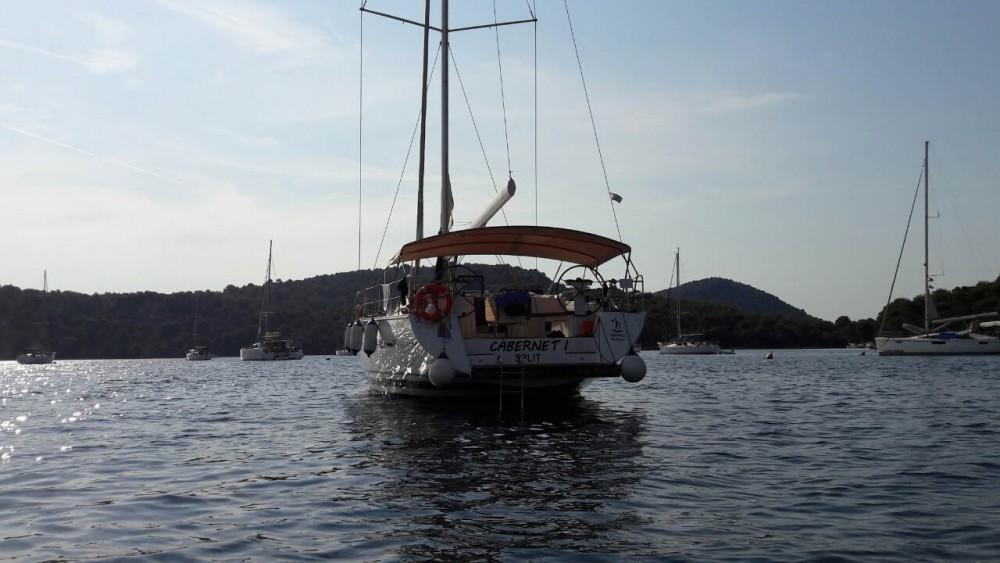 Alquiler Velero D&d con título de navegación