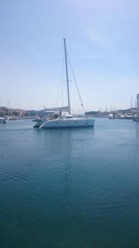 Alquiler de barcos Murter barato de Lagoon 410 S2