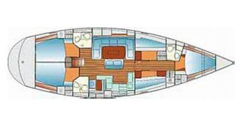 Alquiler Velero en Punat - Bavaria Bavaria 50 Cruiser