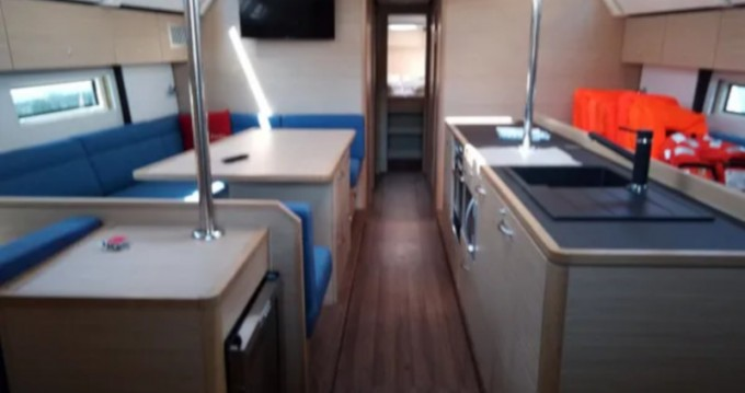 Alquiler de D&D Yacht D&D Kufner 50 en Biograd na Moru