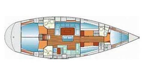 Alquiler Velero en Trogir - Bavaria Bavaria 50 Cruiser