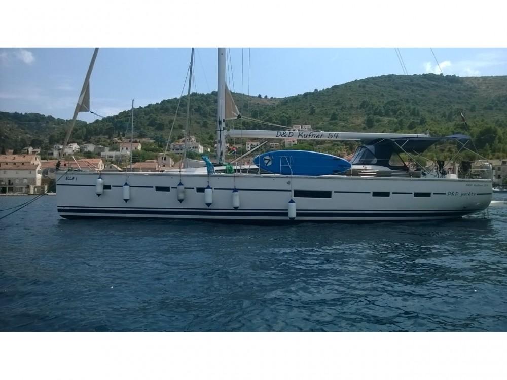 Alquiler de barcos Baška Voda barato de D&D Kufner 54.2