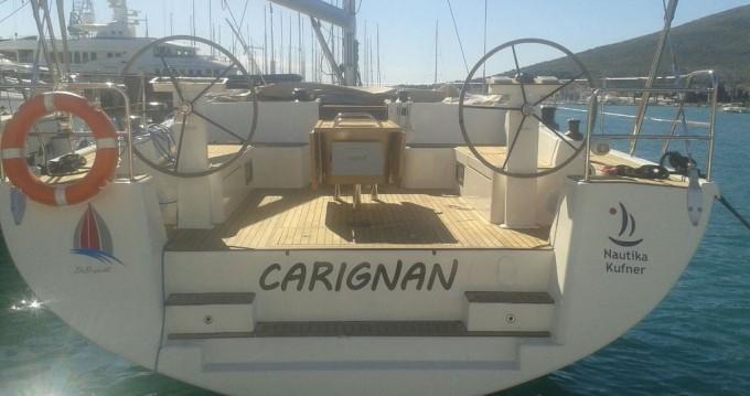 Alquiler de Velero, con o sin patrón D&D Yacht Trogir