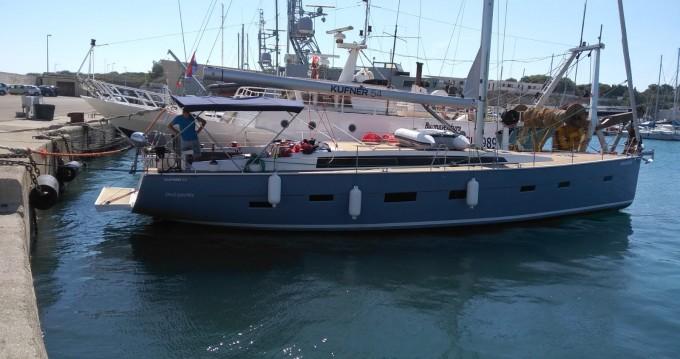 Alquiler de barcos D&D Yacht D&D Kufner 54.2 enTrogir en Samboat