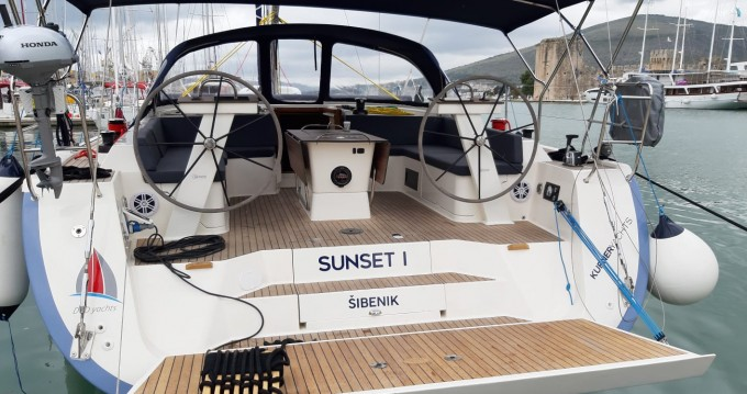 Alquiler de yate Biograd na Moru - D&D Yacht D&D Kufner 50 en SamBoat