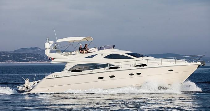 Alquiler de barcos Aicon Aicon 56 S Fly enŠibenik en Samboat