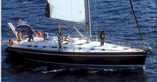Alquiler de Ocean Ocean Star 56.1 en Atenas