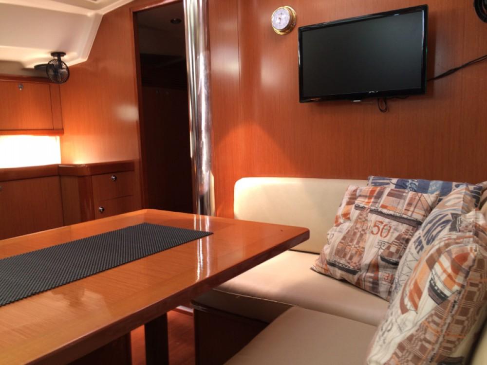 Bénéteau Oceanis 46 entre particulares y profesional Marina de Alimos