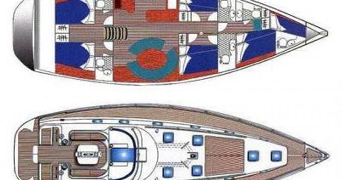 Alquiler Velero Ocean con título de navegación