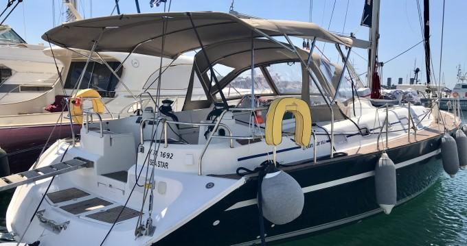 Alquiler de barcos Lávrio barato de Ocean Star 56.1