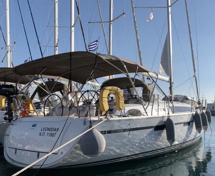 Alquiler de barcos Bavaria Bavaria Cruiser 41 Leonidas enLávrio en Samboat