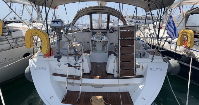 Alquiler de barcos Lávrio barato de Sun Odyssey 45