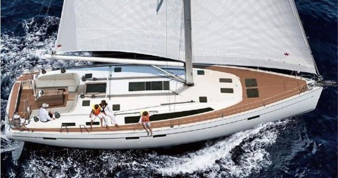 Bavaria Cruiser 51 entre particulares y profesional Rhodes