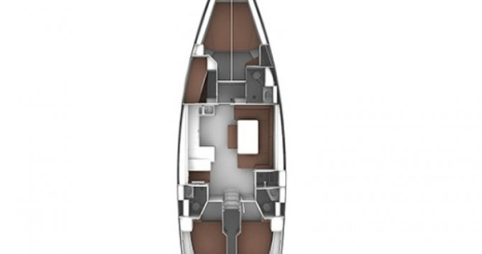 Alquiler de barcos Rhodes barato de Cruiser 51
