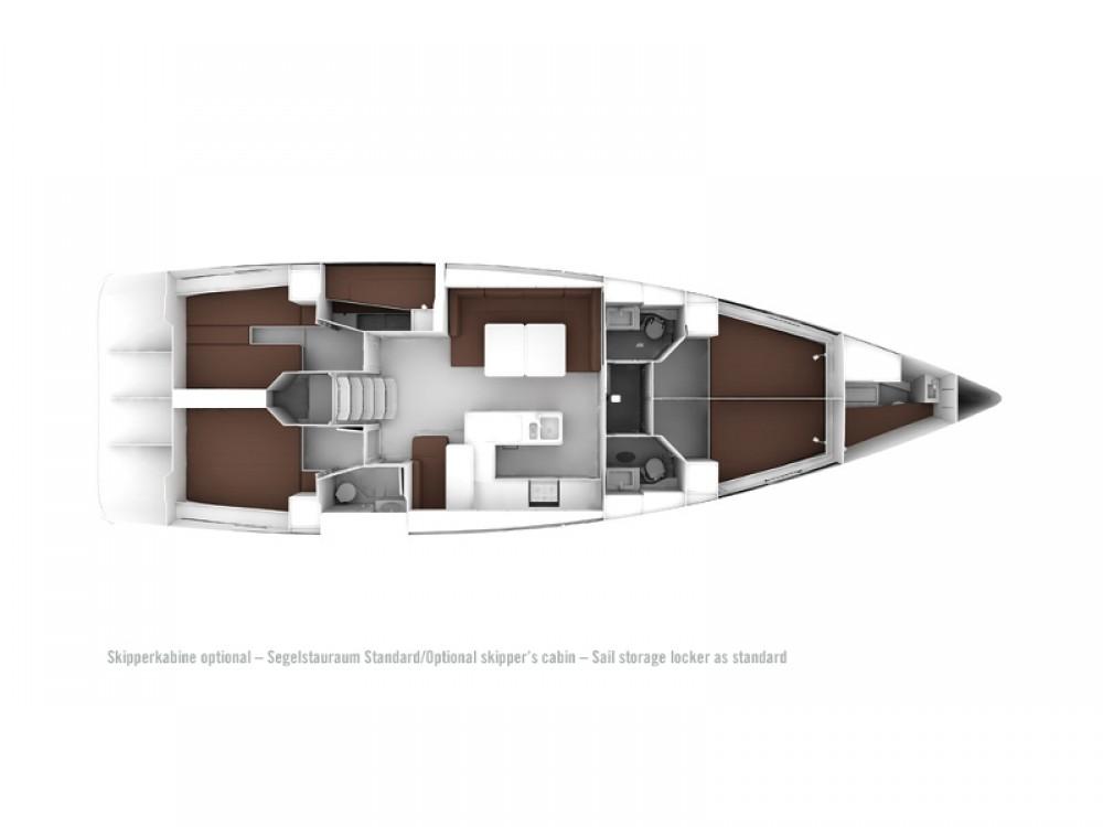 Bavaria Bavaria Cruiser 56 entre particulares y profesional