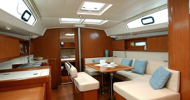 Alquiler de barcos Skiathos barato de Oceanis 43