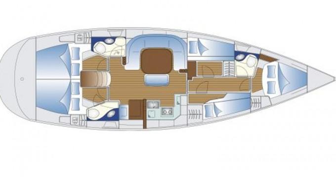 Alquiler de barcos Bavaria Bavaria 49 enLefkada (Isla) en Samboat