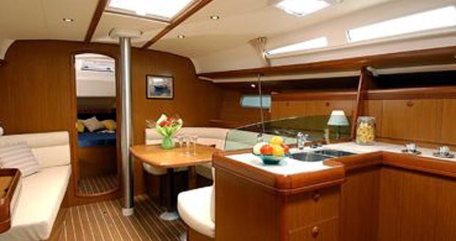 Alquiler de yate Kos - Jeanneau Sun Odyssey 42i en SamBoat