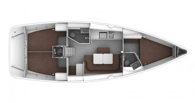 Alquiler Velero en Atenas - Bavaria Cruiser 41
