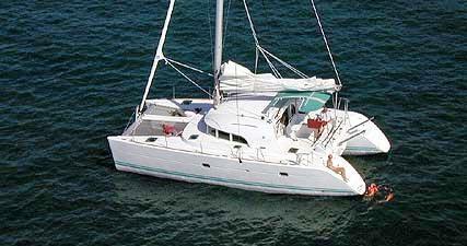 Alquiler de barcos Lefkada (Isla) barato de Lagoon 380
