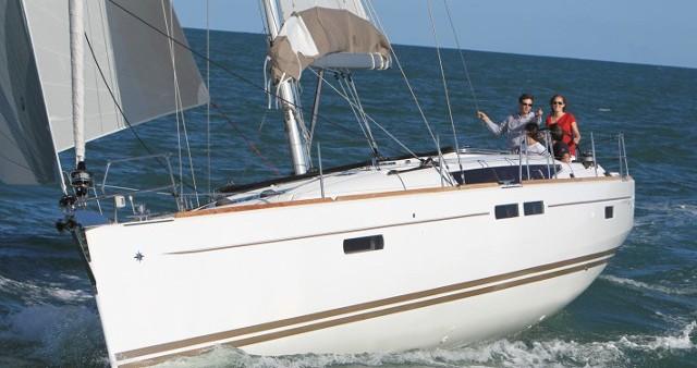 Alquiler de Jeanneau Sun Odyssey 469 en Lefkada