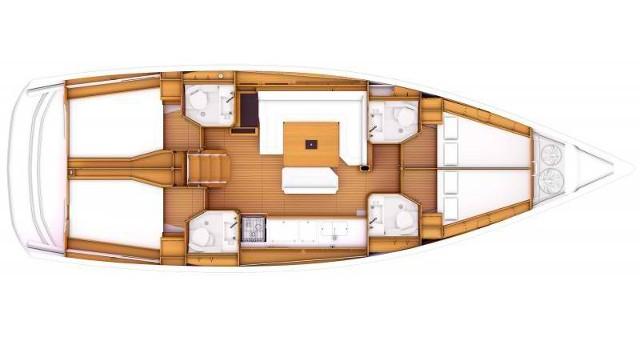 Alquiler de barcos Jeanneau Sun Odyssey 469 enLefkada en Samboat