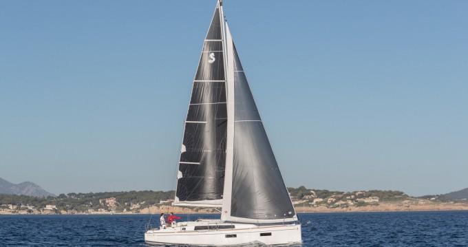 Alquiler de barcos Bénéteau Oceanis 38.1 enSplit en Samboat