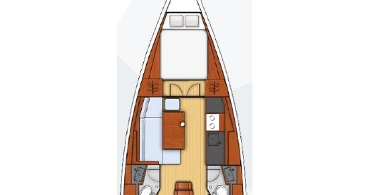 Alquiler Velero en Split - Bénéteau Oceanis 38.1