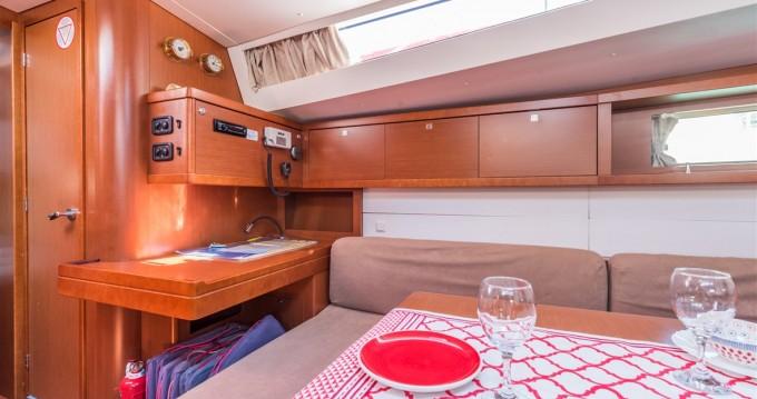 Alquiler de barcos Split barato de Oceanis 48