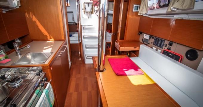 Alquiler de barcos Bénéteau Oceanis 35 enPomer en Samboat
