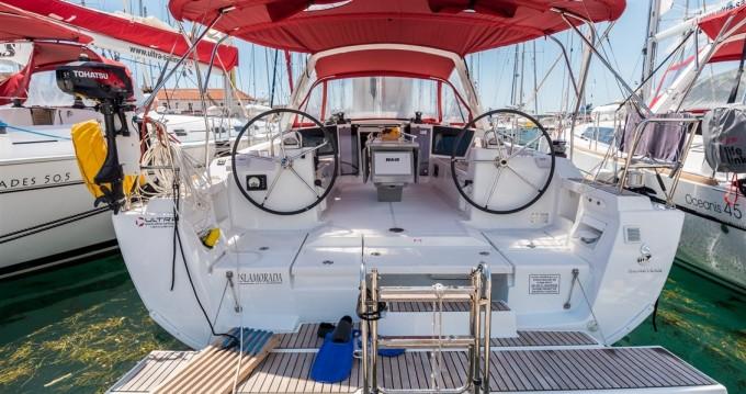 Alquiler de yate Split - Bénéteau Oceanis 41 en SamBoat