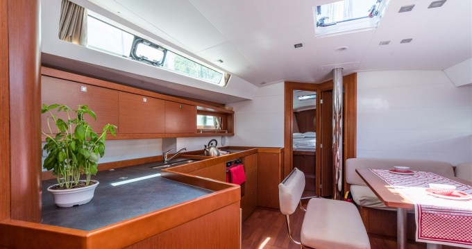 Alquiler Velero en Ragusa - Bénéteau Oceanis 45