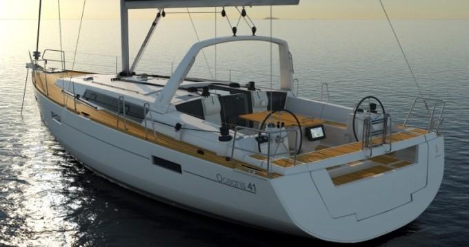 Alquiler de yate Pomer - Bénéteau Oceanis 41.1 en SamBoat